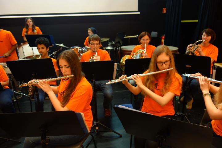 Festkonzert 2015 MS 22 Flöten