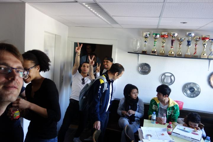 Trommel Workshop